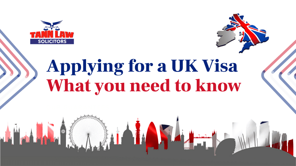 Applying for a UK Visa and Immigration