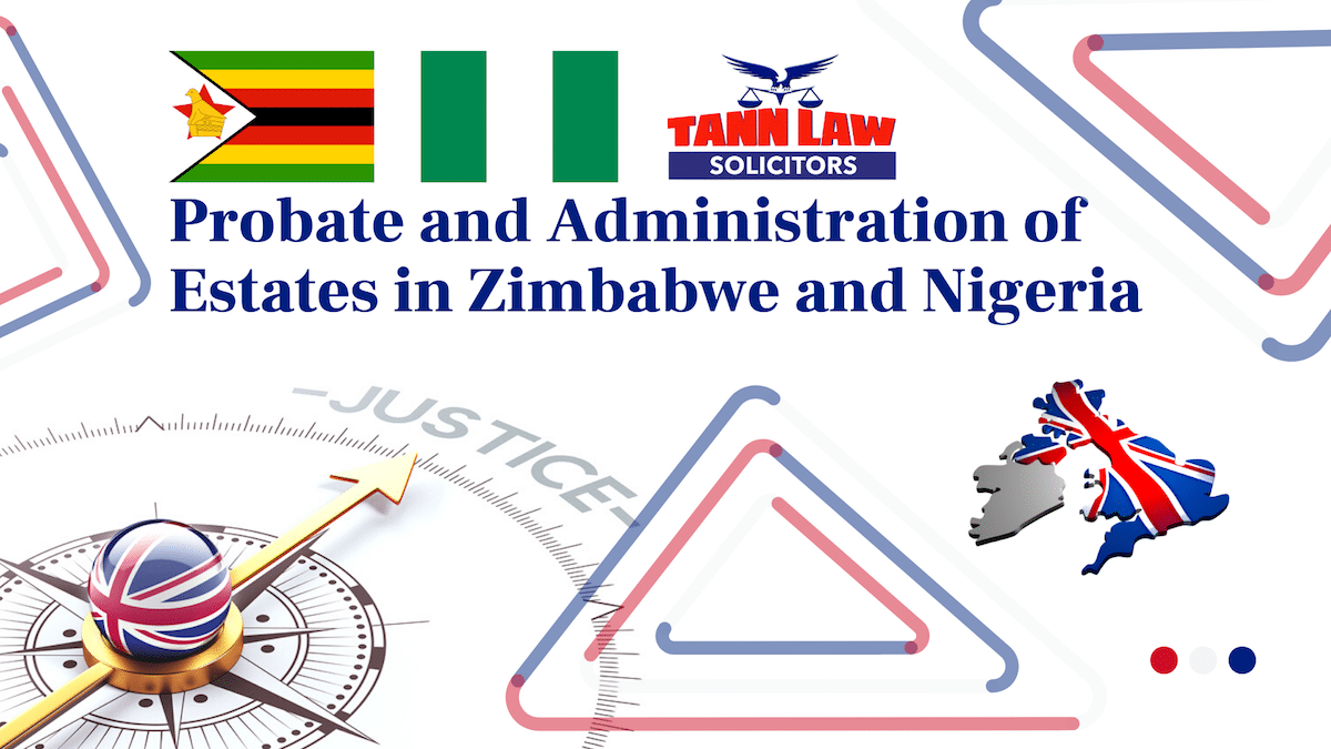 Probate and Administration of Estates in Zimbabwe and Nigeria