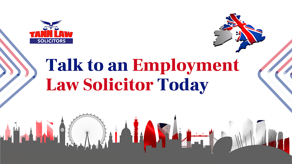 Talk to an employment lw solicitor today