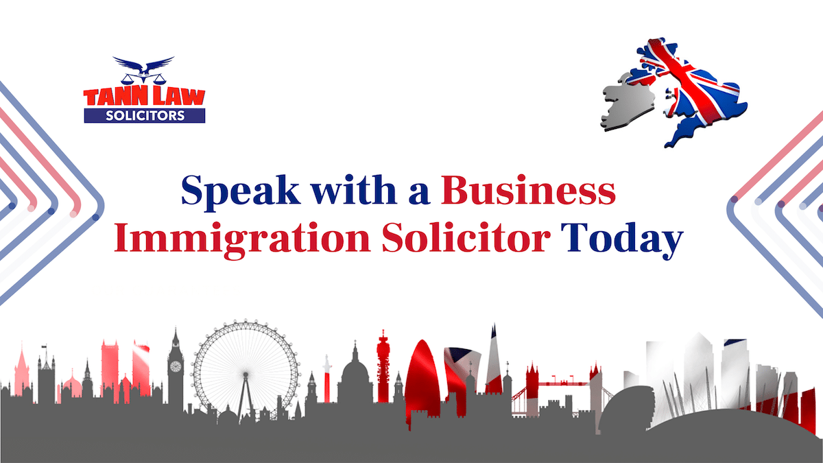 Business immigration Solicitor