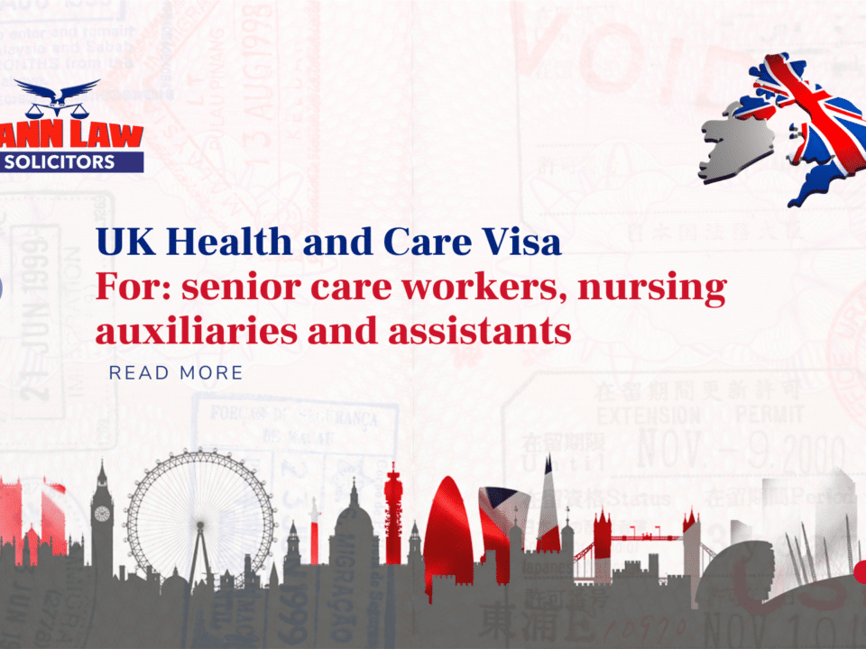 Health and Care Visa UK