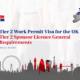 Tier 2 Sponsor Licence - UK Visa
