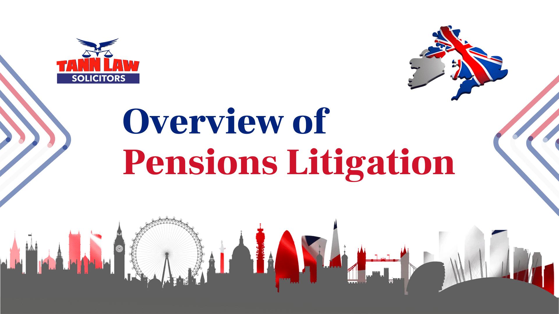 Pensions Litigation