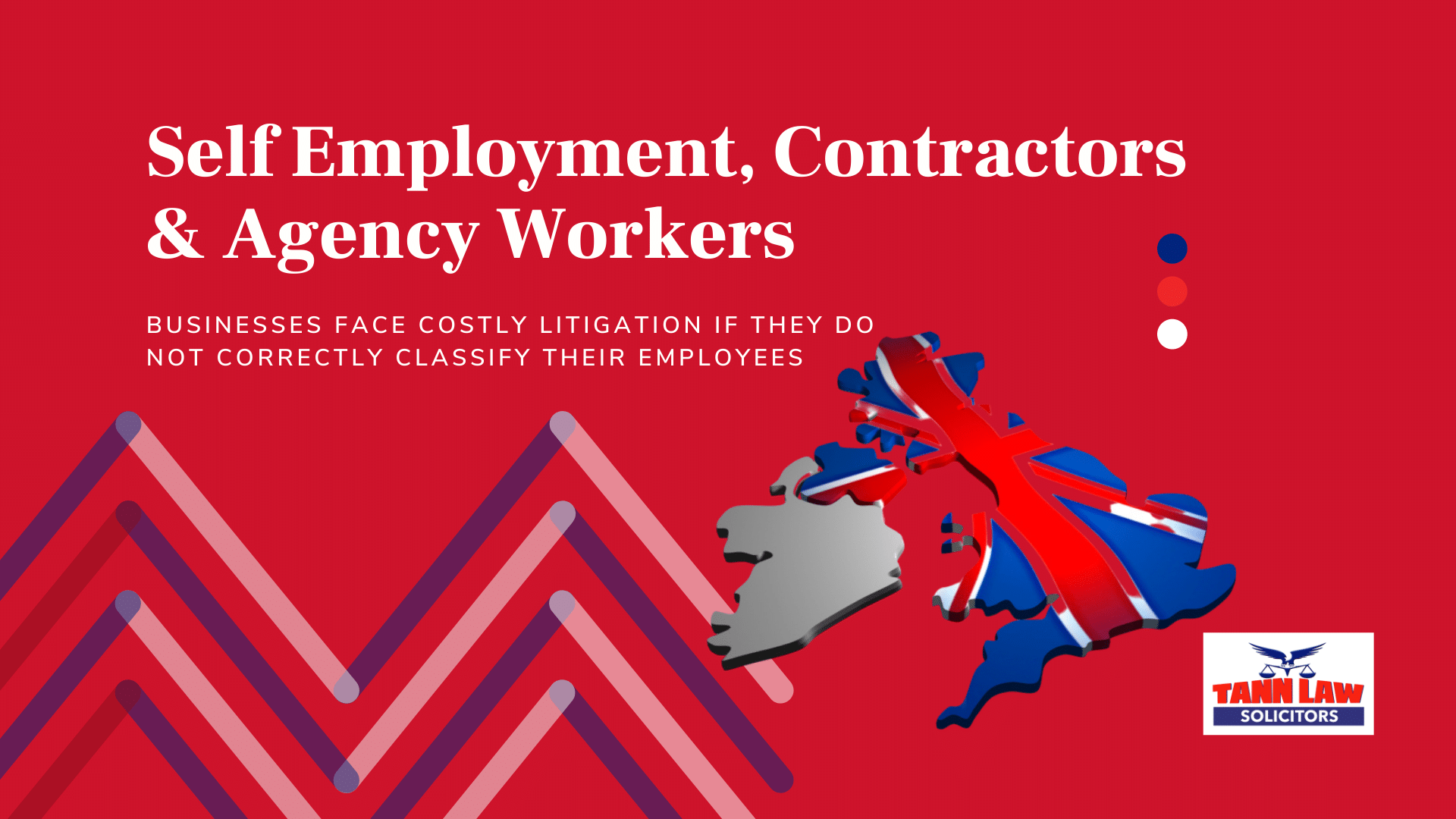 Self Employment, Contractors and Agency Workers - employment status
